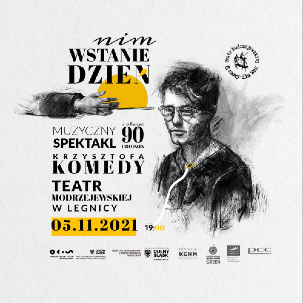 Opowieść o życiu Komedy w Teatrze Modrzejewskiej